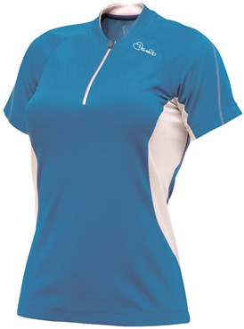 Image of Dare2B Regain Womens Short Sleeve Cycling Jersey