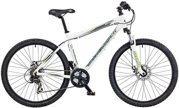 Land Rover Experience Sport Disc Mountain Bike 2016 - Hardtail MTB
