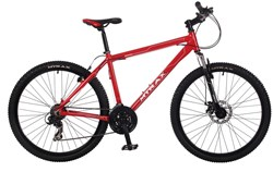 Raleigh Mtrax Caldera Mountain Bike 2014 - Hardtail MTB