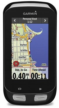 Image of Garmin Edge 1000 GPS-enabled Computer - Unit Only