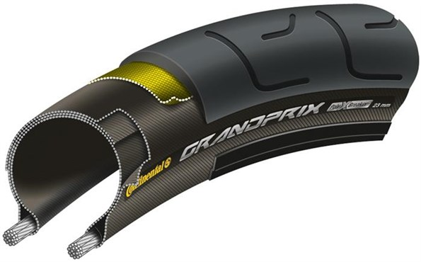 Image of Continental Grand Prix 650c Black Chili Tyre