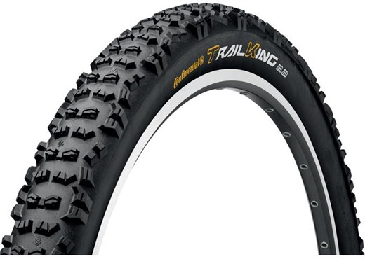 Image of Continental Trail King RaceSport Black Chili Folding 26 inch Off Road MTB Tyre