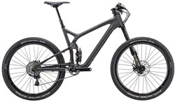 Trigger Black Ed 27.5 Mountain Bike 2015 - Full Suspension MTB