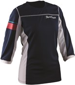 Khyber Womens 3/4 Sleeve Cycling Jersey
