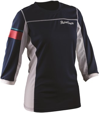 Race Face Khyber Womens 3/4 Sleeve Cycling Jersey