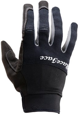 Race Face DIY Womens Long Finger Cycling Gloves