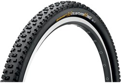 Product image for Continental Mountain King II RaceSport 650b Black Chili Folding MTB Tyre