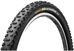 Continental Mountain King II UST 26 inch Folding Off Road MTB Tyre