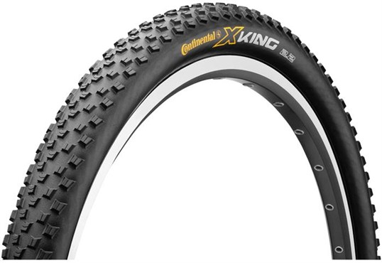 Continental X King RaceSport Black Chili 26 inch MTB Folding Tyre