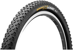 Continental X King RaceSport 26 inch Black Chili Folding Off Road MTB Tyre