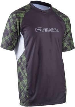 Sugoi Scratch Short Sleeve Cycling Jersey