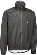 Lightweight Compact Womens Waterproof Cycling Jacket