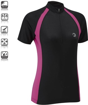 Tenn Womens Sprint Short Sleeve Cycling Jersey SS16
