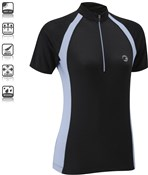 Tenn Womens Sprint Short Sleeve Cycling Jersey