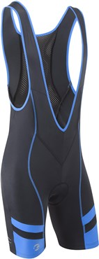 Tenn Bib Cycling Shorts with Moulded Pad SS15