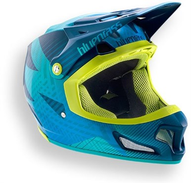 Image of Bluegrass Brave BMX / MTB DH Full Face Cycling Helmet 2016