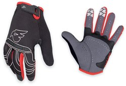 Lynx Long Finger Cycling Gloves
