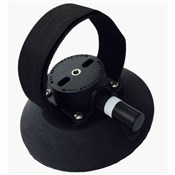 "SeaSucker Rear Wheel Strap 6"" Vacuum Mount With Velcro Strap"