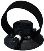 "SeaSucker Compact Rear Wheel Strap 4.5"" Vacuum Mount With Velcro Strap"