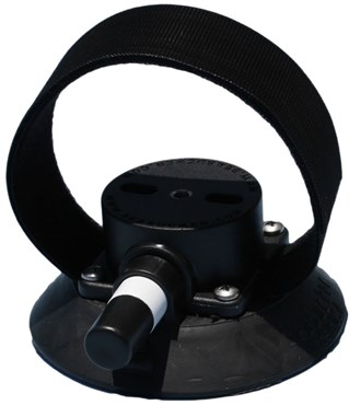"Image of SeaSucker Compact Rear Wheel Strap 4.5"" Vacuum Mount With Velcro Strap"