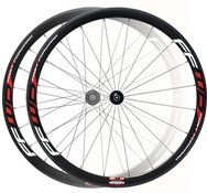 Product image for Fast Forward F4R Tubular DT Swiss 240s Road Wheelset