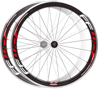 Fast Forward F4R Clincher Road Wheelset
