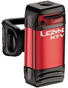 Lezyne KTV Drive LED USB Rechargeable Rear Light