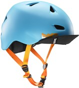 Product image for Bern Brentwood Zipmold Cycling Helmet with Flip Visor 2015