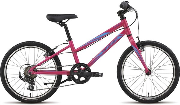 Image of Specialized Hotrock Street 20w Girls 2017 - Kids Bike