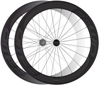 Product image for Fast Forward F6R Tubular DT Swiss 240S Limited Edition Black Road Wheelset