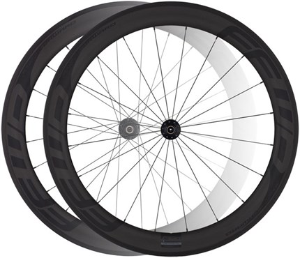 Image of Fast Forward F6R Tubular DT Swiss 240S Limited Edition Black Road Wheelset