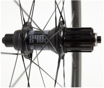 Fast Forward F6R Tubular DT Swiss 240S Limited Edition Black Road Wheelset