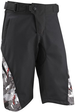 Tenn Burn MTB Baggy Cycling Shorts SS16