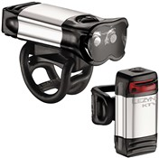 Lezyne KTV Drive Pro USB Front/Rear Rechargeable Lightset