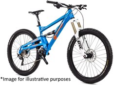 Alpine 160 AM Mountain Bike 2015 - Full Suspension MTB