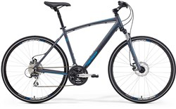 Merida Crossway 20 MD 2015 - Hybrid Sports Bike