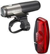 Volt 300 / Rapid X USB Rechargeable Light Set