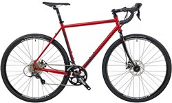 Croix de Fer 10 2015 - Cyclocross Bike