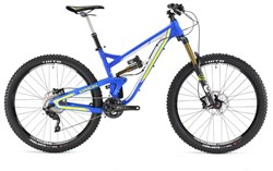 Ariel 152 Mountain Bike 2015 - Full Suspension MTB