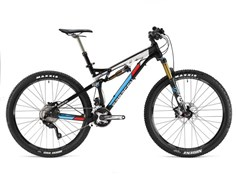 Kili Flyer 123 Mountain Bike 2015 - Full Suspension MTB