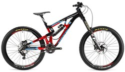 Myst Pro Mountain Bike 2015 - Full Suspension MTB