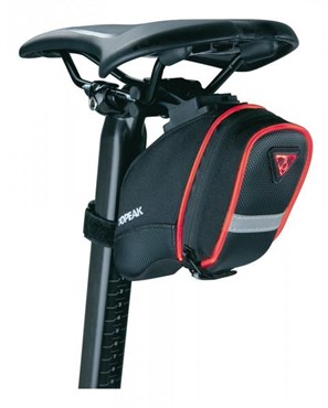 Topeak Aero Wedge iGlow QuickClick Saddle Bag - Small