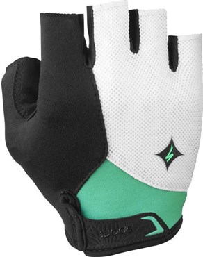 Image of Specialized Body Geometry Sport Womens Short Finger Cycling Gloves AW16