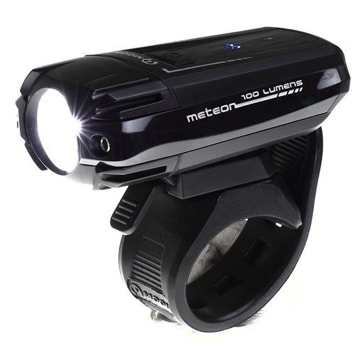 Moon Meteor 100S USB Rechargeable Front Light