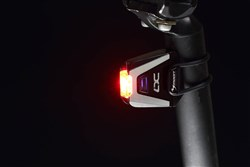 Moon LX70 USB Rechargeable Rear Light