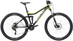 Hei Hei Mountain Bike 2015 - Full Suspension MTB