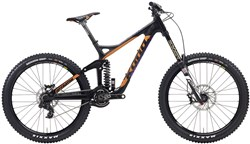 Supreme Operator Mountain Bike 2015 - Full Suspension MTB