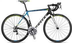 Scott Addict Team Issue Di2 2015 - Road Bike