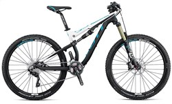 Contessa Genius 710 Womens Mountain Bike 2015 - Full Suspension MTB
