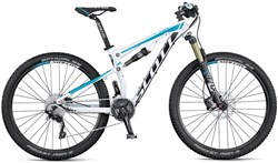 Scott Contessa Spark 700 Womens Mountain Bike 2015 - Full Suspension MTB